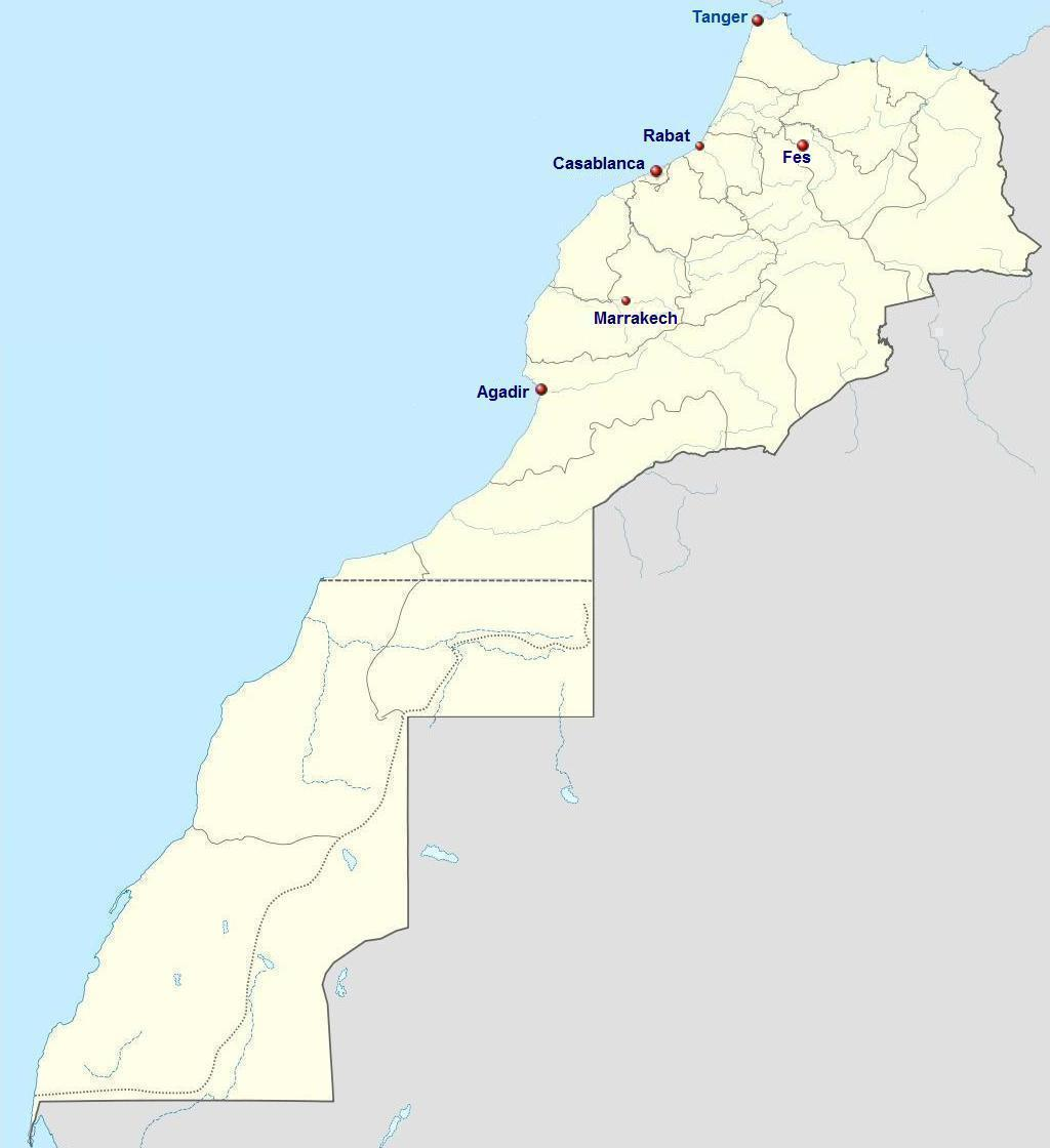 FileMorocco WesternSahara Location Mapjpg Wikimedia Commons - Western sahara map