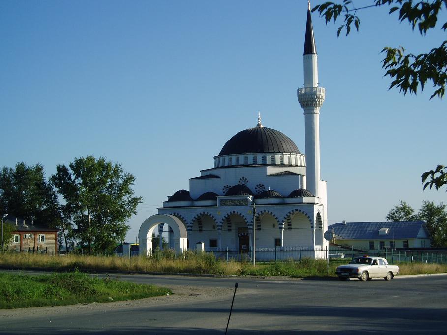 Verkhnyaya Pyshma Mosque