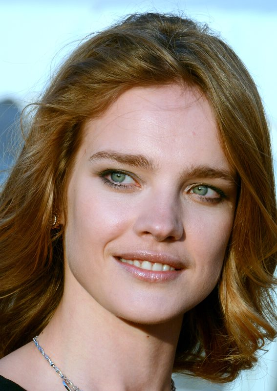 natalia vodianova height