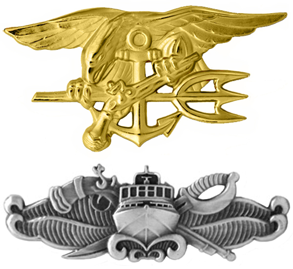 Badges of the United States Navy