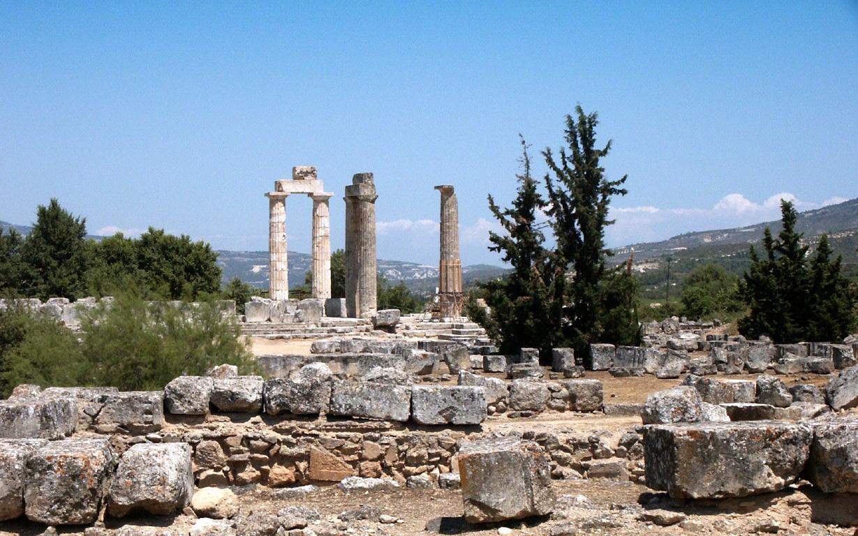Archaeological Site of Nemea - GTP
