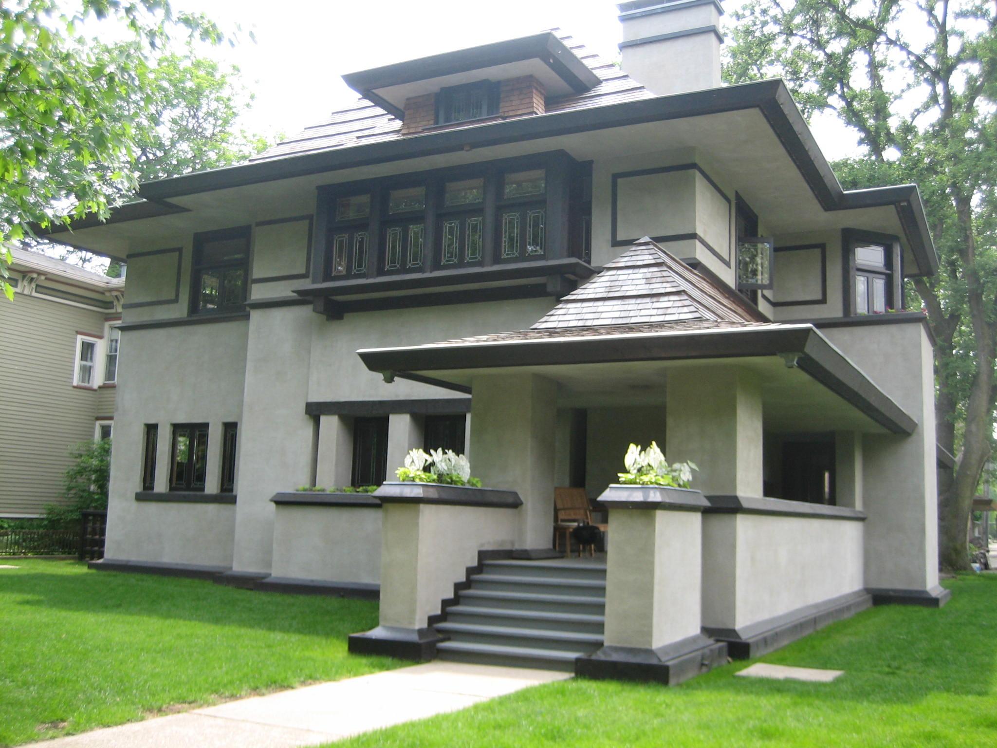 Exterior Design Plans Chicago Il
