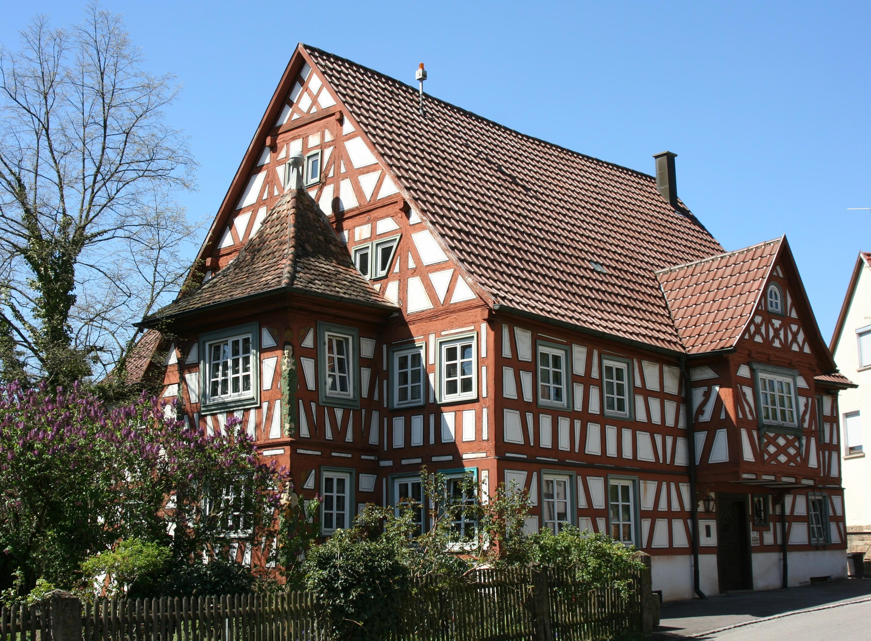 file obersulm suelzbach fachwerkhaus wikimedia commons. Black Bedroom Furniture Sets. Home Design Ideas