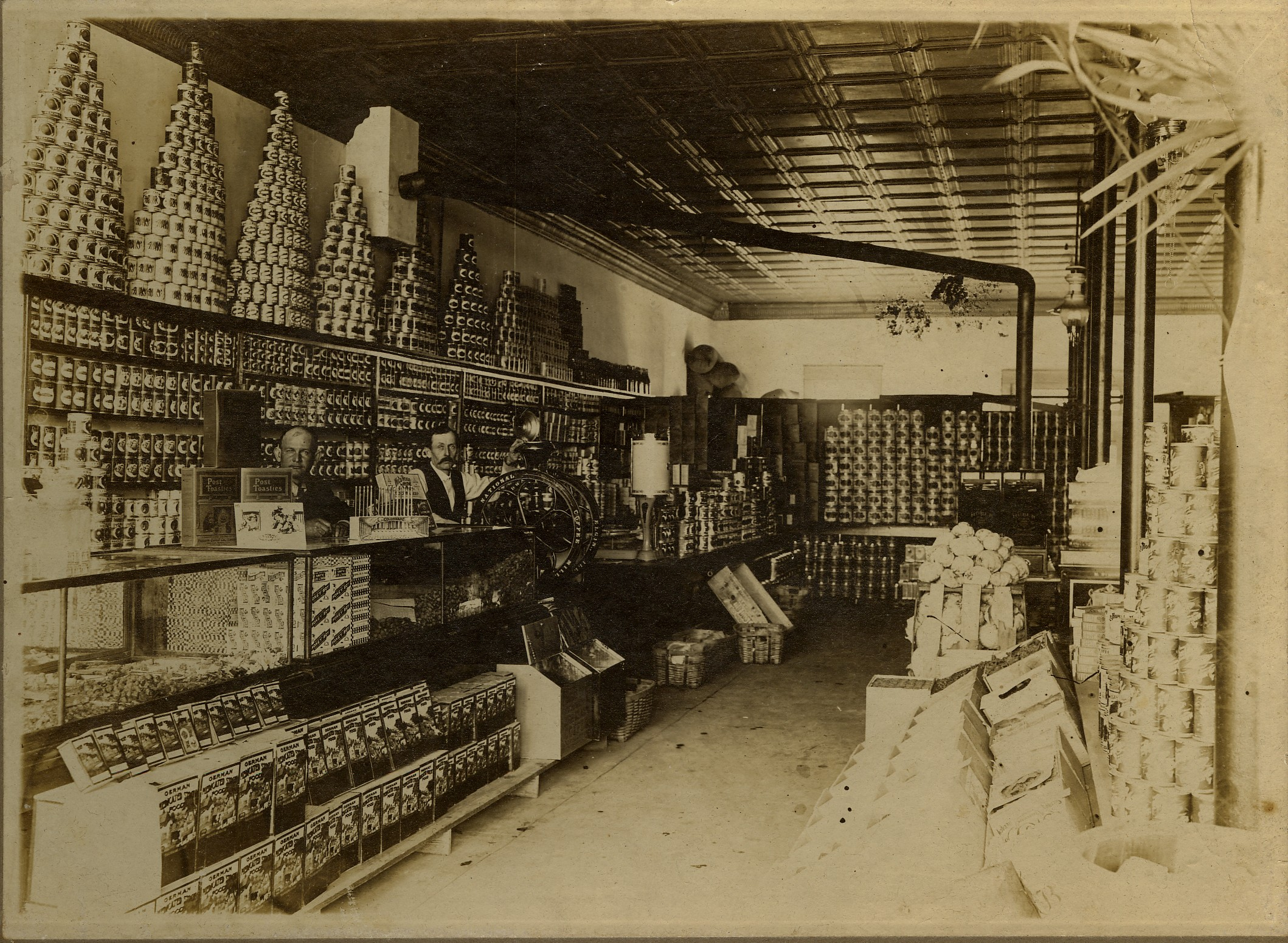 Vintage Food Stores In Northern New Jersey