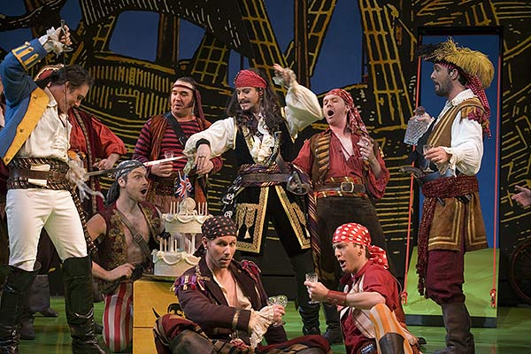 Opera Australia's Pirates of Penzance