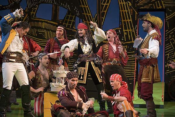 Opera Australia's Pirates of Penzance