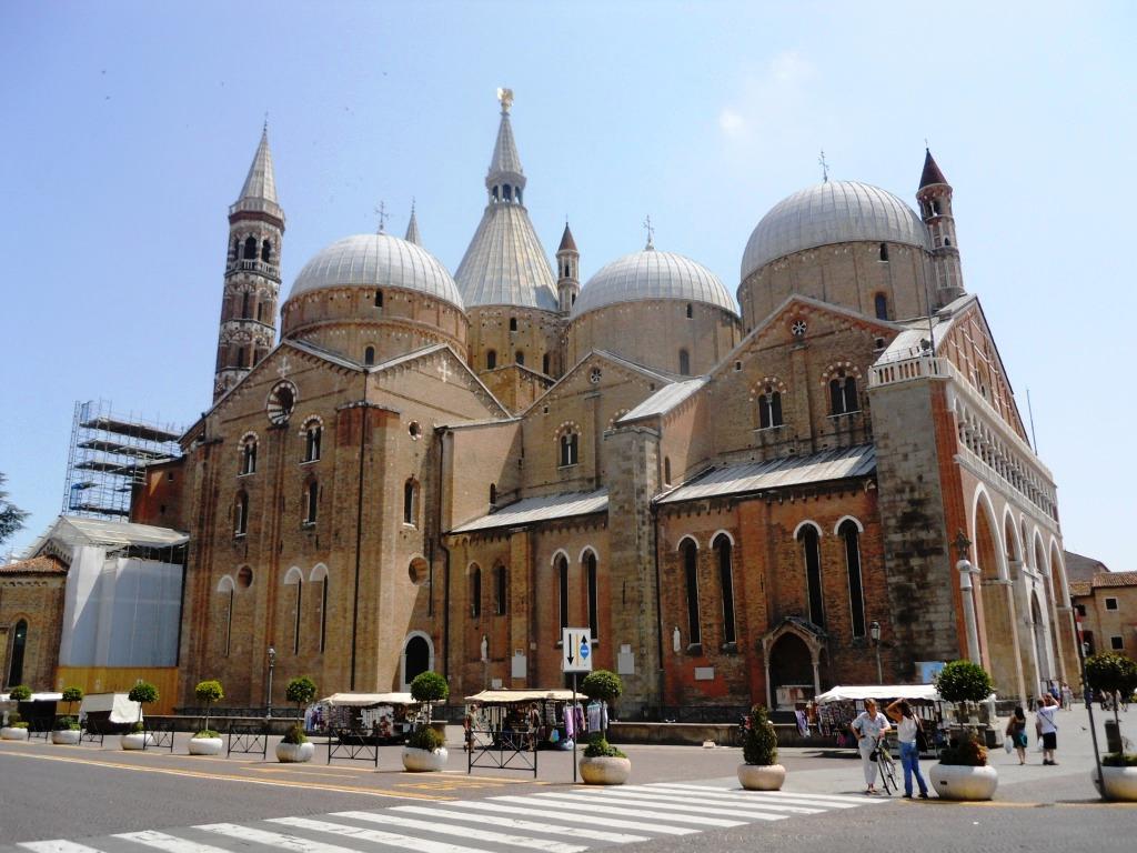 Padova Sant Celek Od S Dscn