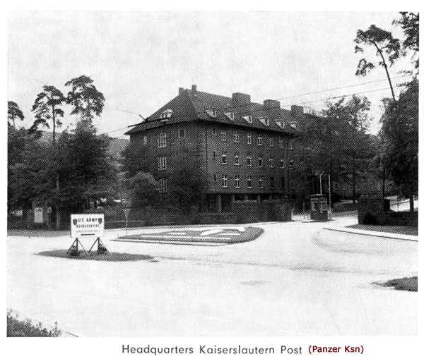 Kaiserslautern postal code