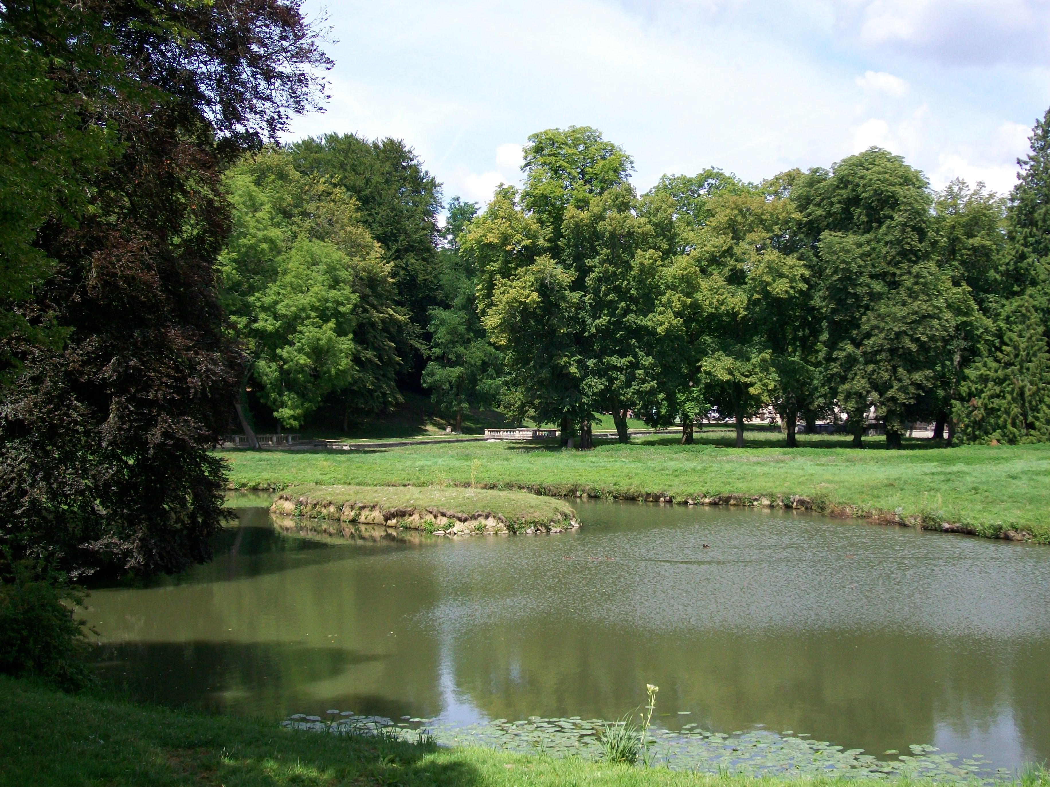 Parc Du Pr Ef Bf Bd Saint Jean Ville D Avray