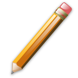File Pencil Icon Png Wikimedia Commons