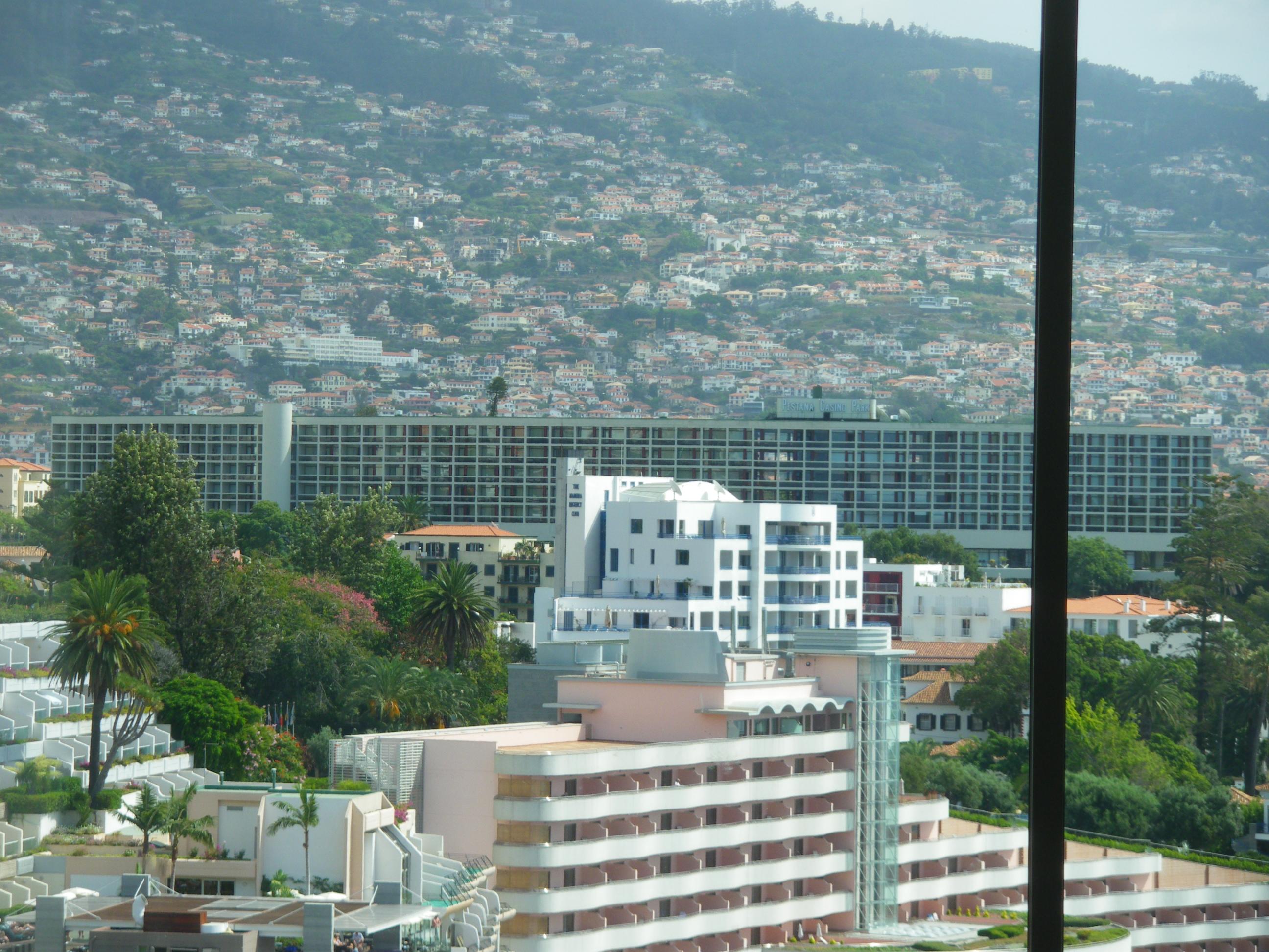 pestana casino park hotel funchal portugal