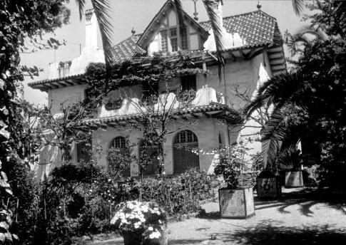 BARCELOFÍLIA: CASA EUSTAQUI POLO. Passeig de Sant Gervasi. (1904-1956)