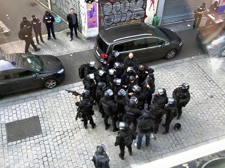 2015 Saint Denis Raid Wikipedia