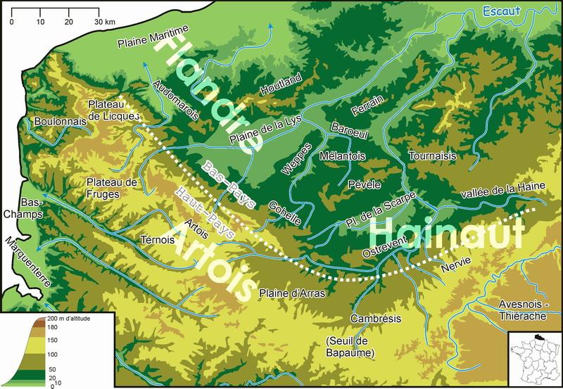 Fichier:Régions naturelles du Nord Pas de Calais.jpg