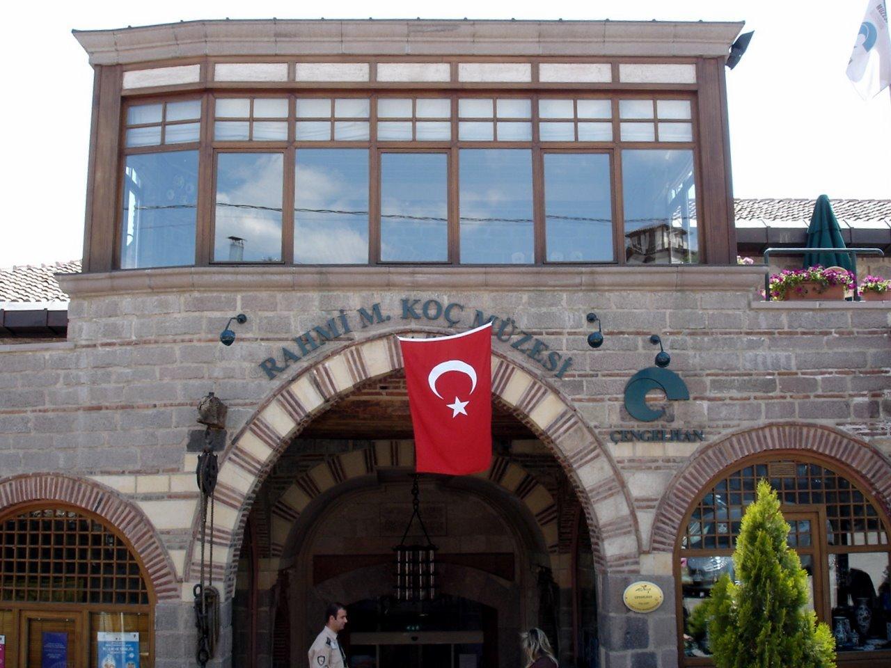 Araba Resimleri T�rkiye'de Araba M�zesi Nerede ? Rahmi Ko� M�zesi Resimleri