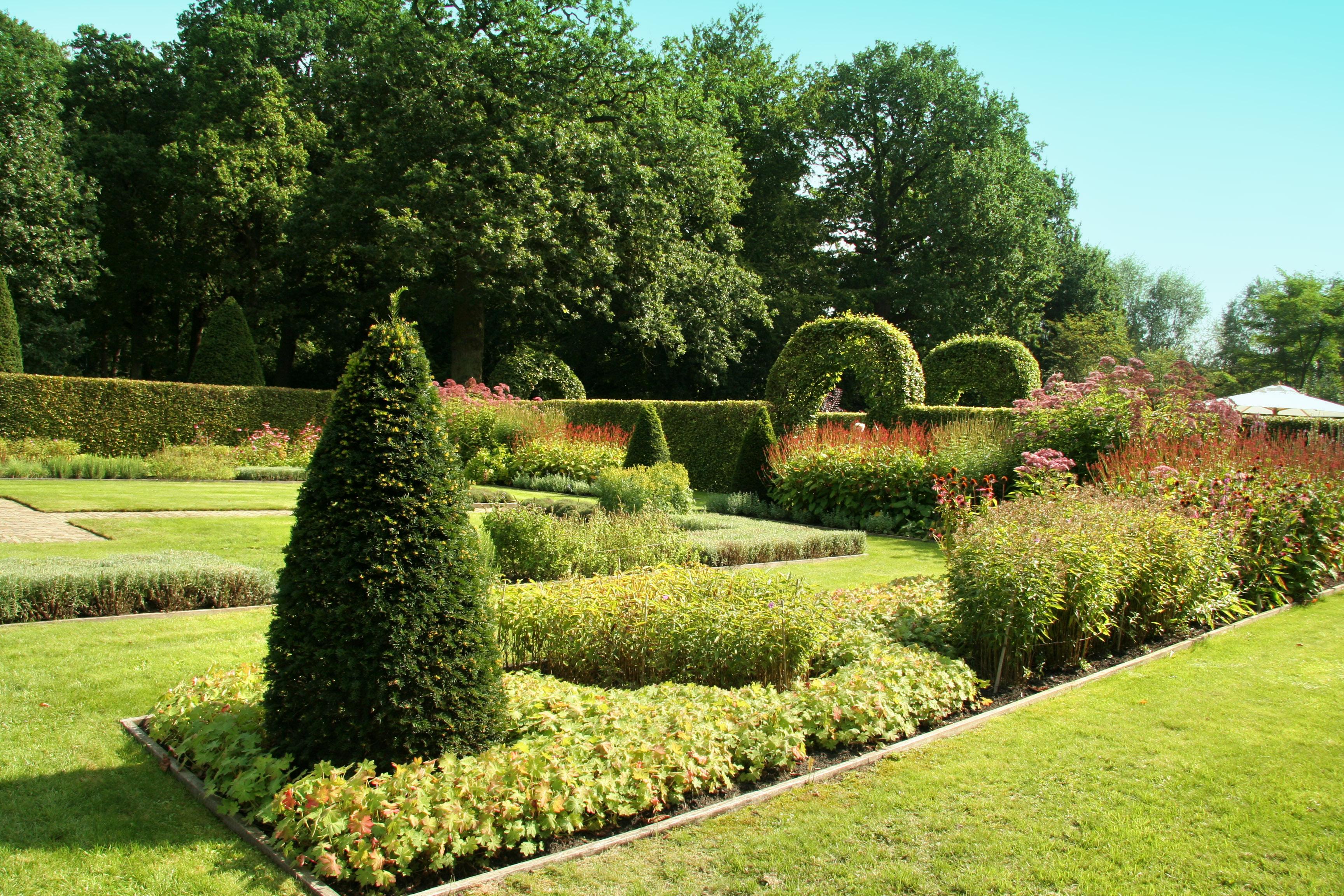 historische tuin