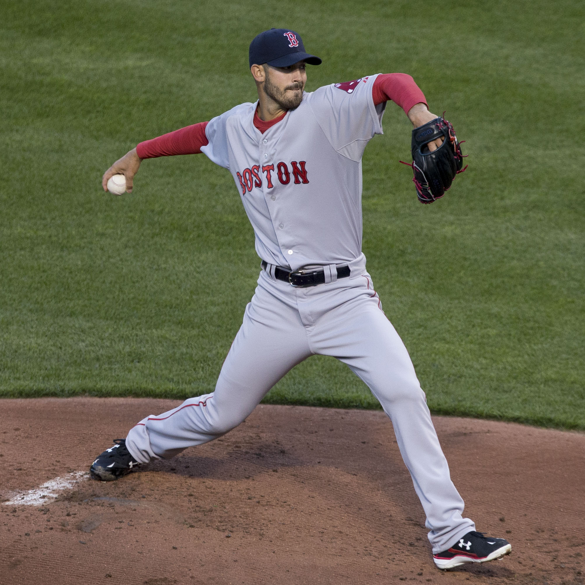 finest selection 3fab5 36366 Rick Porcello - Wikipedia