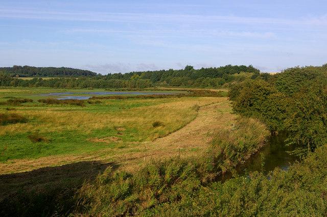 River Stiffkey - geograph.org.uk - 1052926