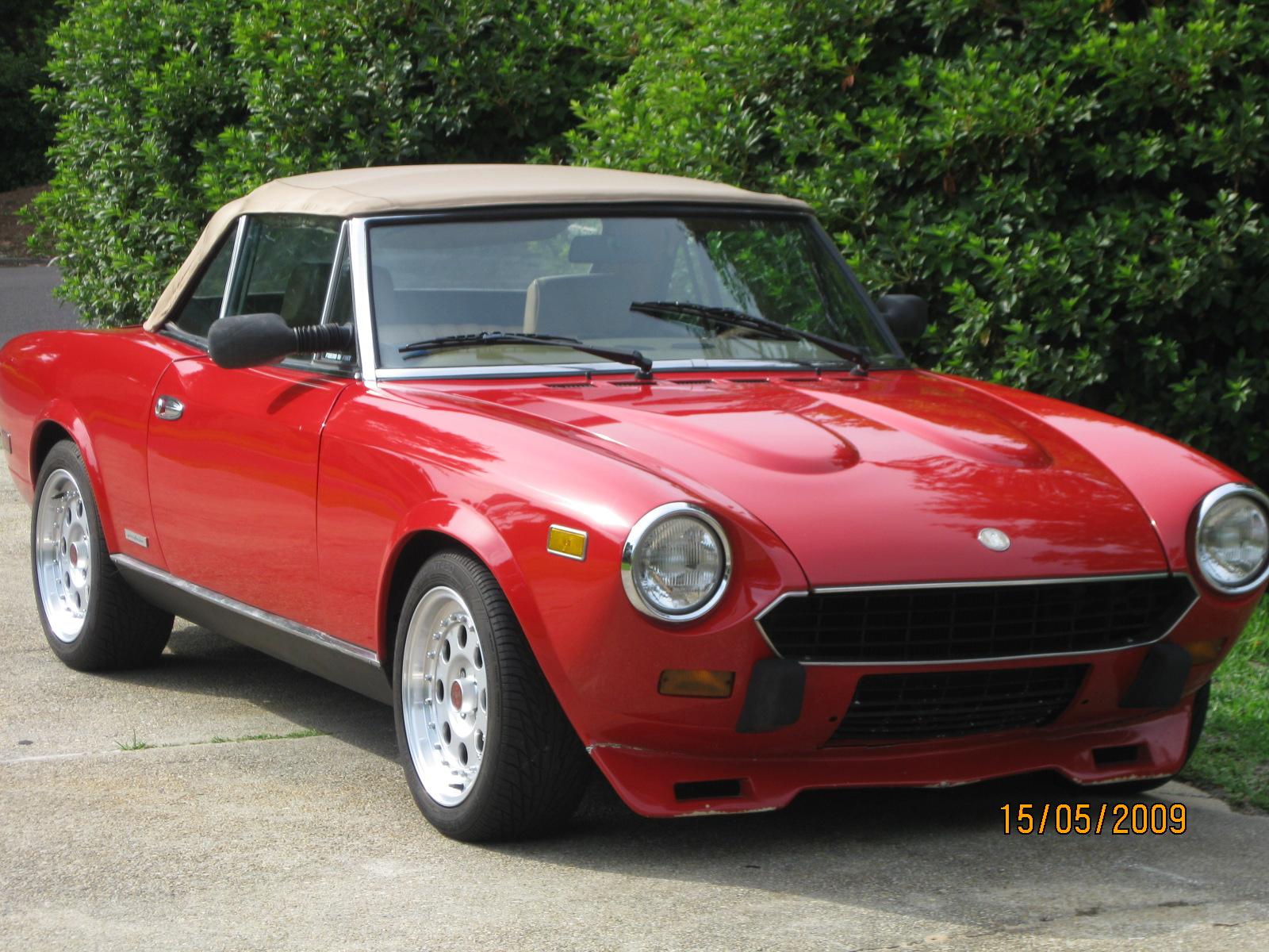 Fiat Car Parts Uk