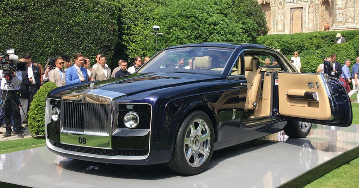 Rolls Royce Sweptail Wikipedia