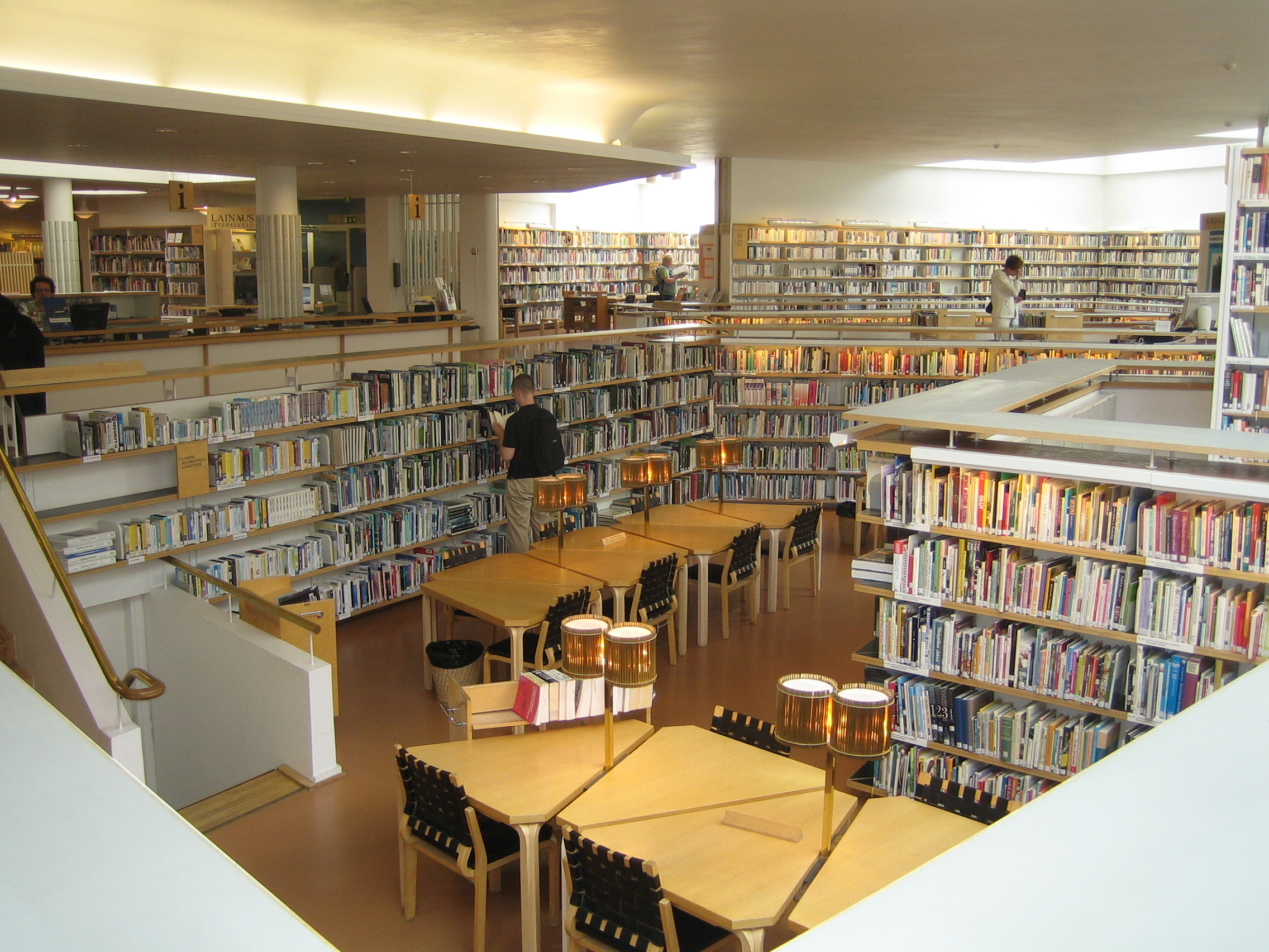 Kirjasto Alajärvi