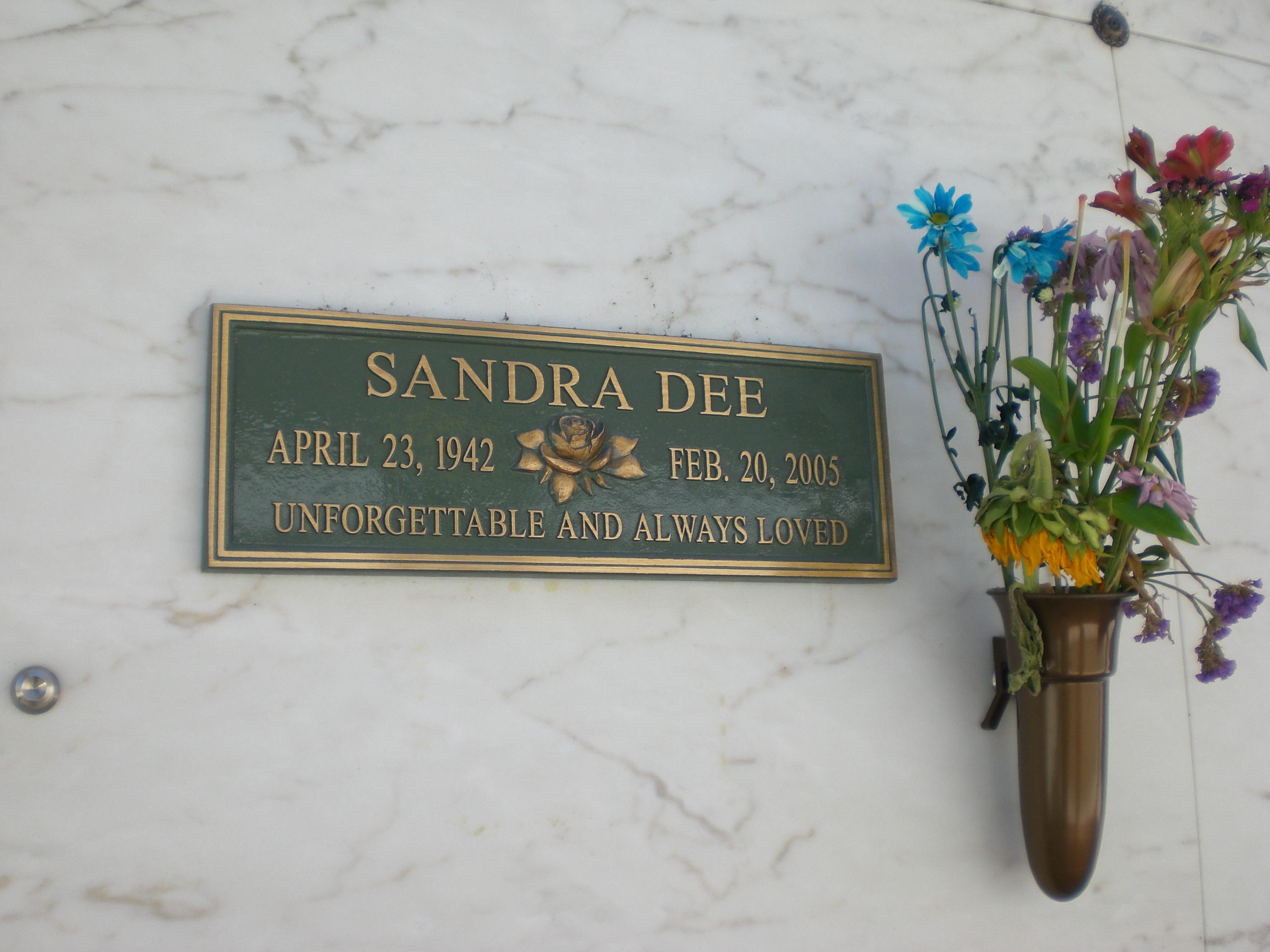 Sandra Dee Wikipedia