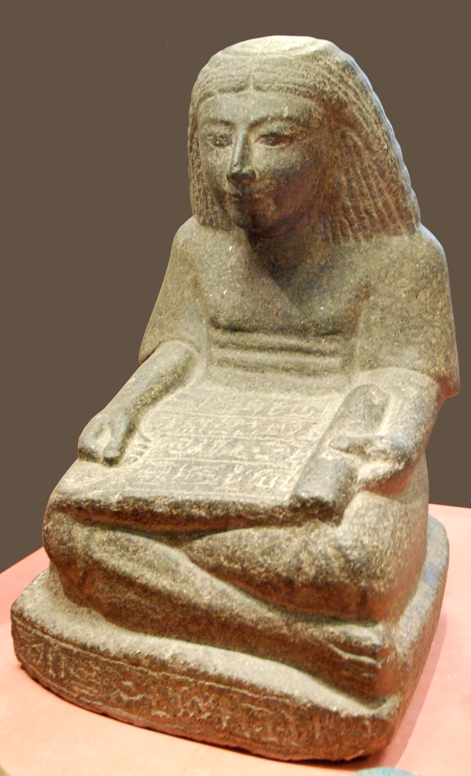 ancient egypt and scribe List of ancient egyptian scribes an unnamed 5th dynasty scribe of egypt a list of egyptian scribes, almost exclusively from the ancient.