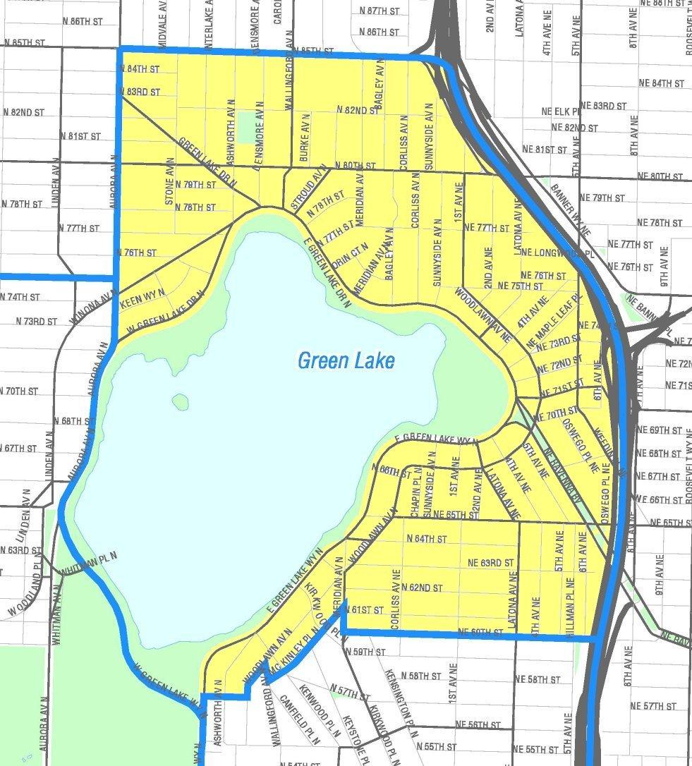 green lake seattle map File Seattle Green Lake Map Jpg Wikimedia Commons green lake seattle map