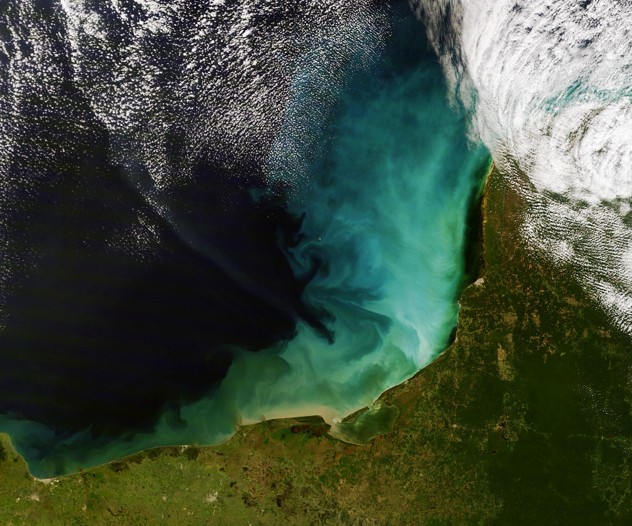 Sediment Off The Yucatan Peninsula Jpg Wikipedia Free