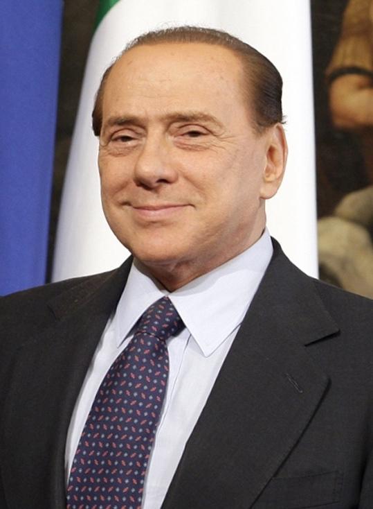Silvio Berlusconi - Wikipedia