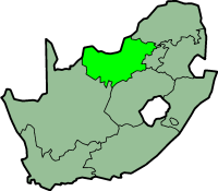 North West (South African province)