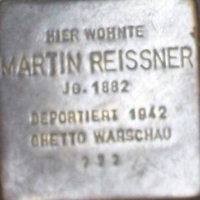 File:Stolperstein-Martin-Reissner.jpg