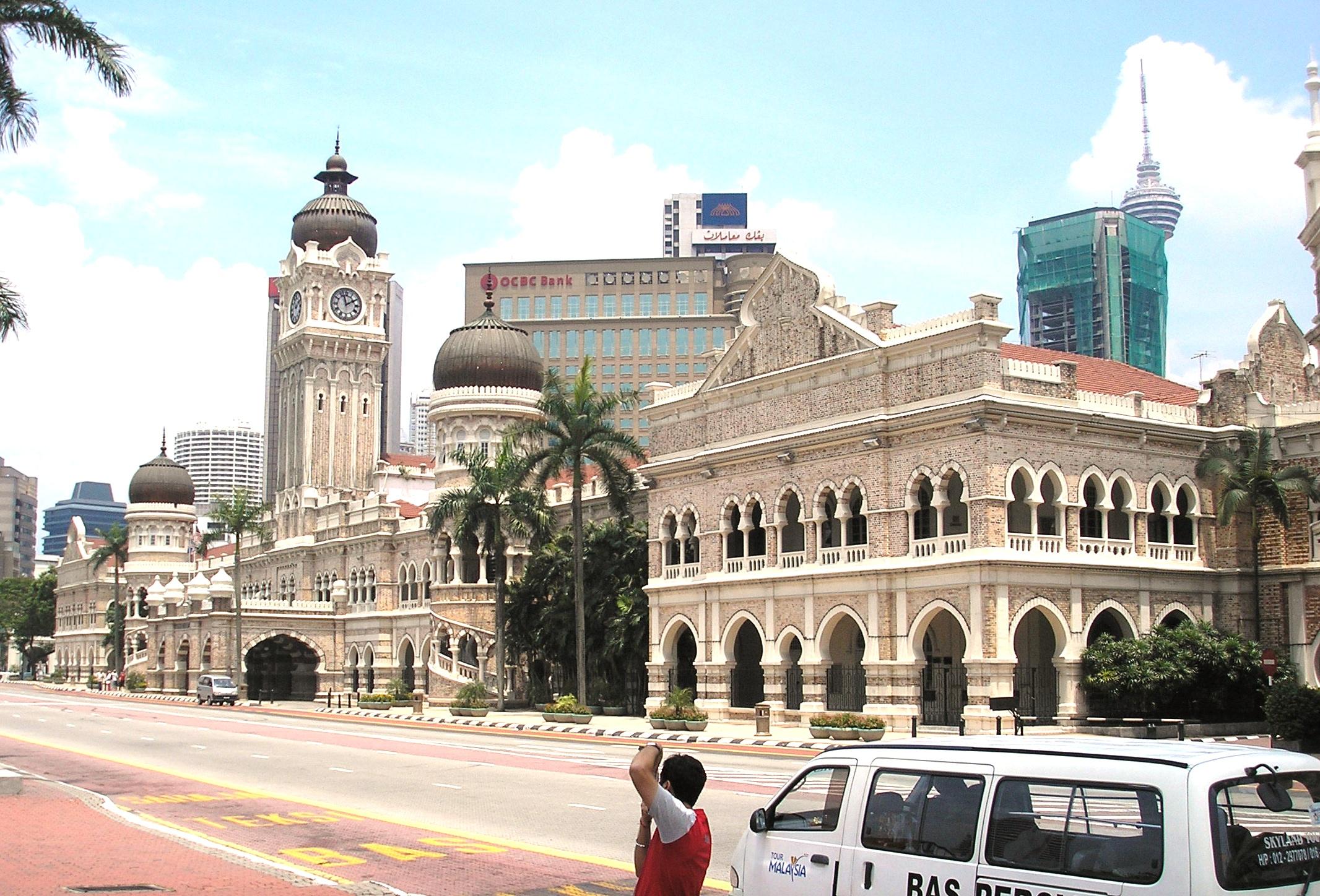File Sultan Abdul Samad Building Merdeka Square Kuala Lumpur Jpg Wikimedia Commons