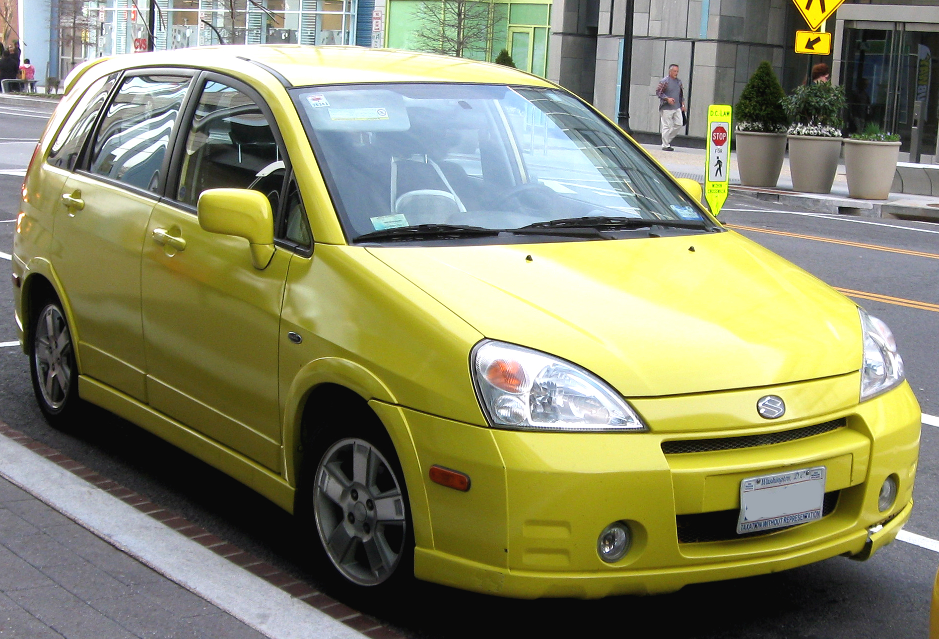 Suzuki Aerio Sx Repair Manual