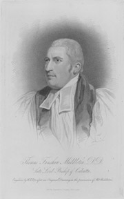Thomas Middleton (bishop) Bishop of Calcutta