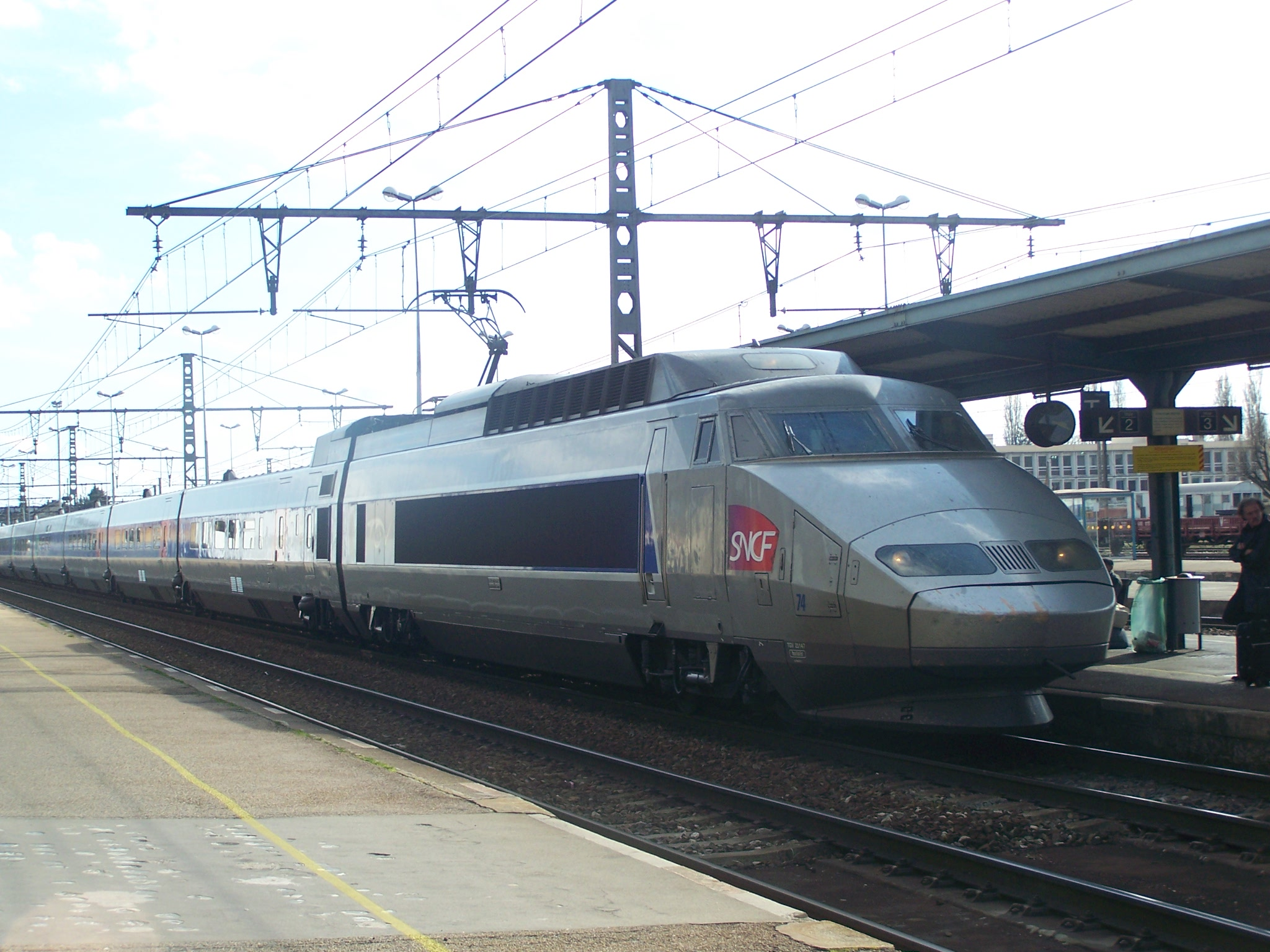 Tgv strasbourg marseille ihre fotos und videos schneller - Salon marseille train ...
