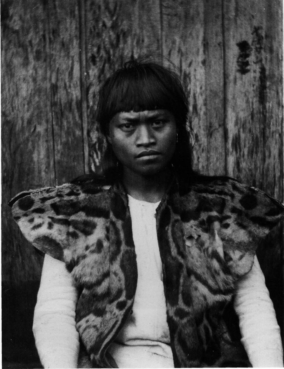 File Taiwanese Aborigine Leopard Fur By Torii N7550 Jpg