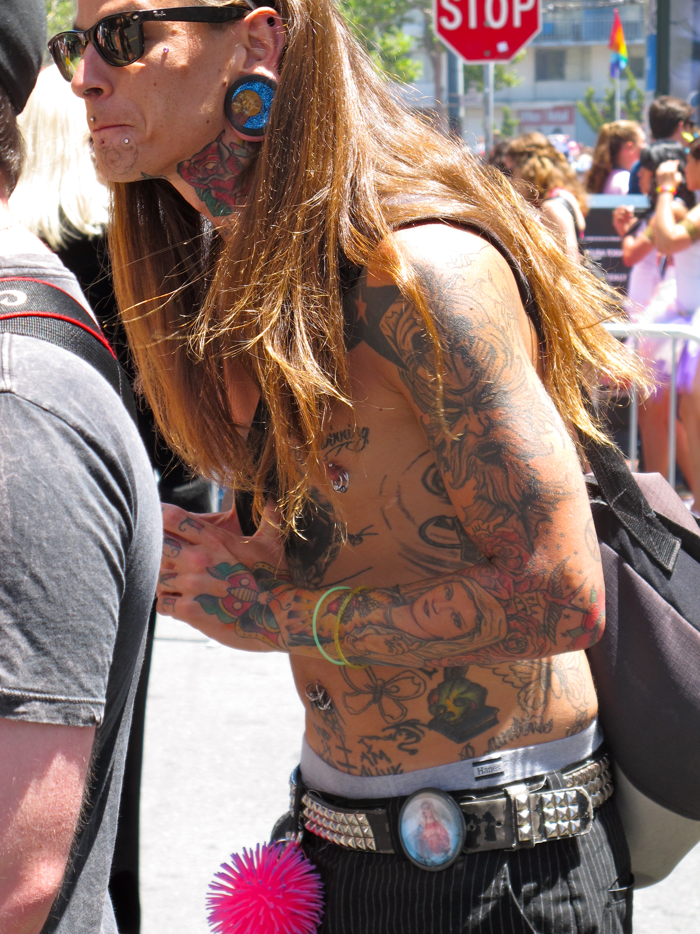 history of piercings and tattoos Piercings and tattoos are body decorations that go back to ancient times body piercing involves making a hole in the skin so that you can insert jewelry this is often in the earlobe, but can be in other parts of the body.