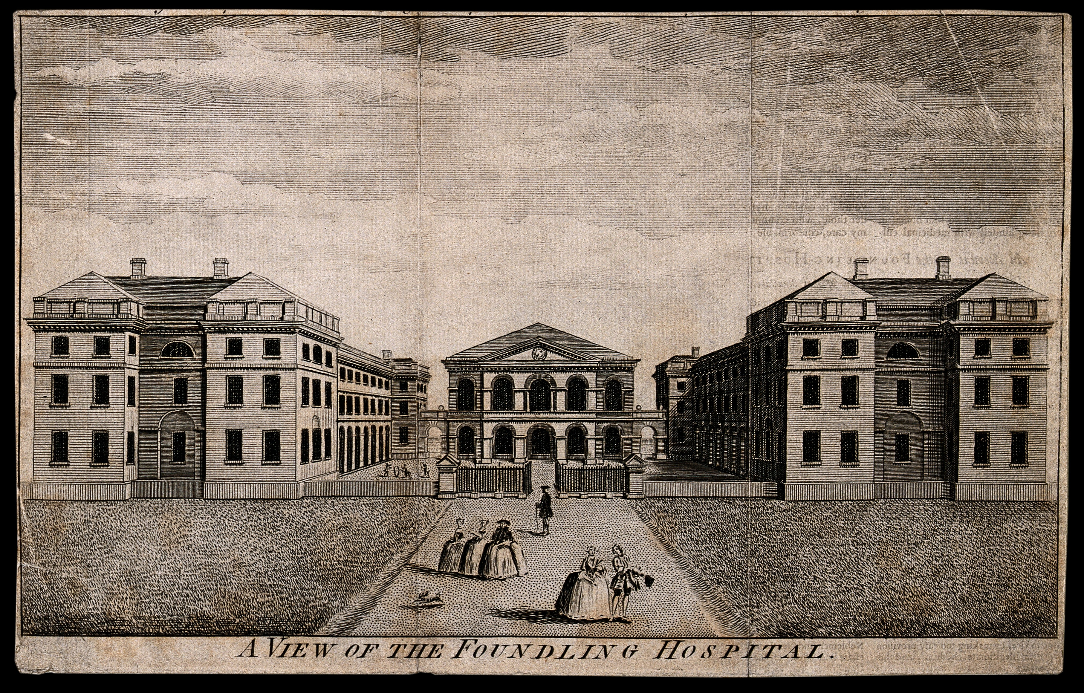 London foundling hospital have