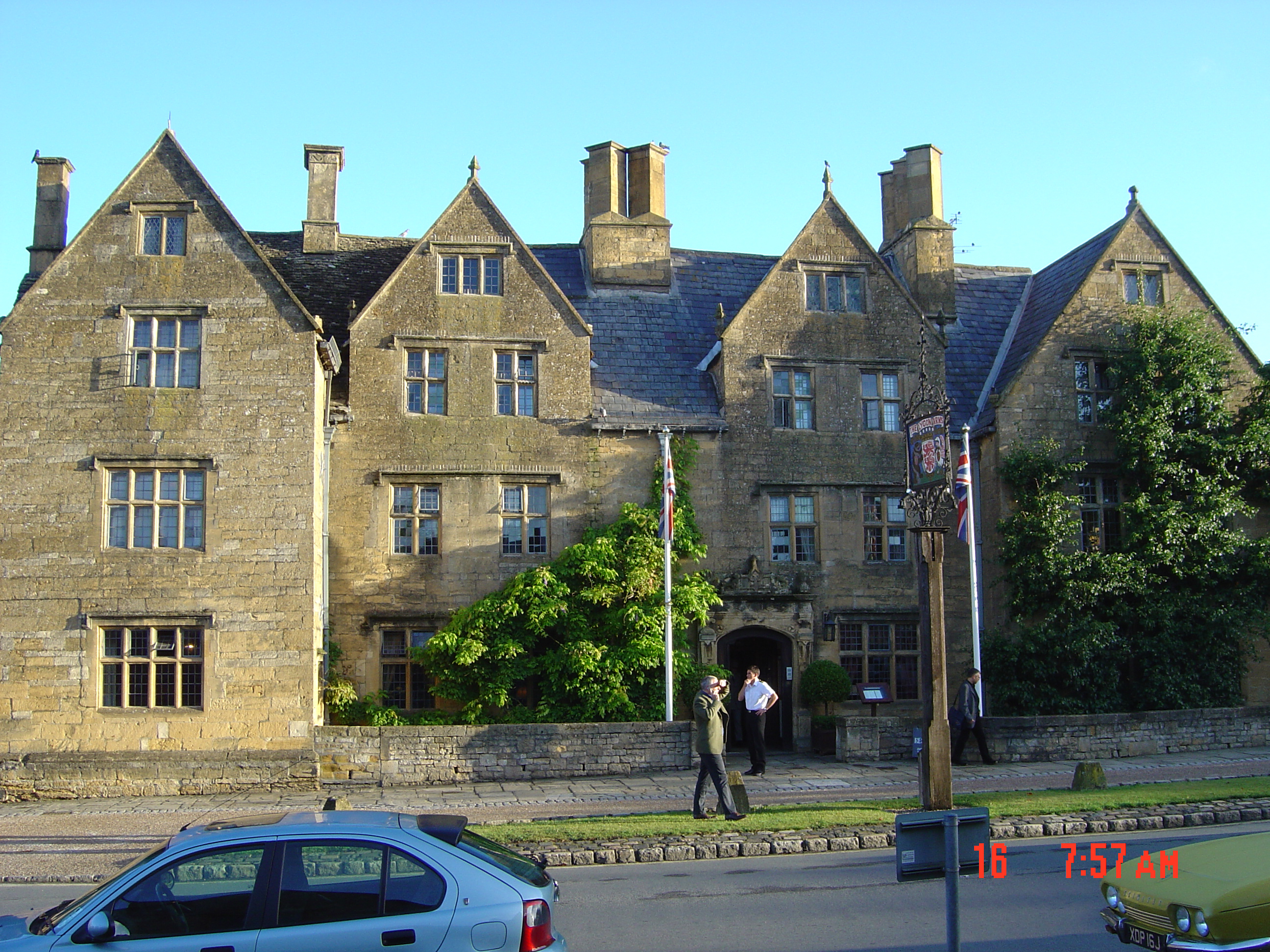 File The Lygon Arms Hotel Broadway Worcestershire Jpg