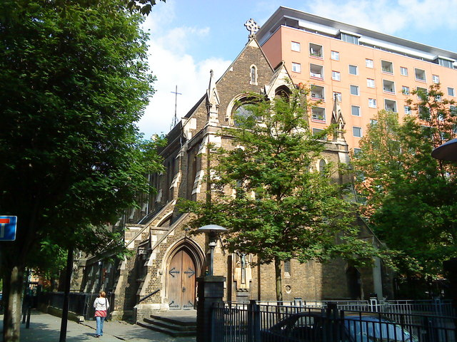 Holy Cross Church, St Pancras