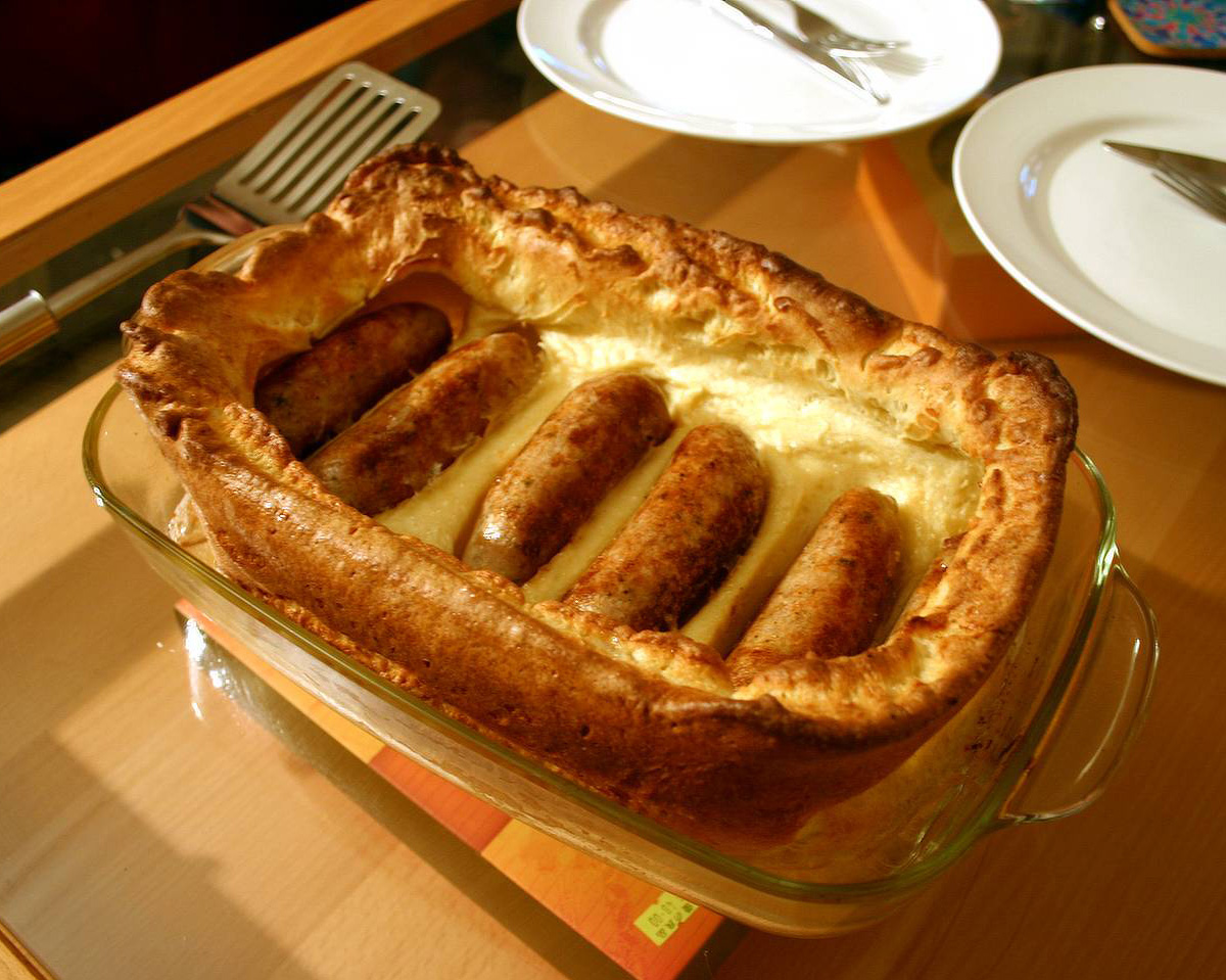 Toad in the hole wikipedia forumfinder Images