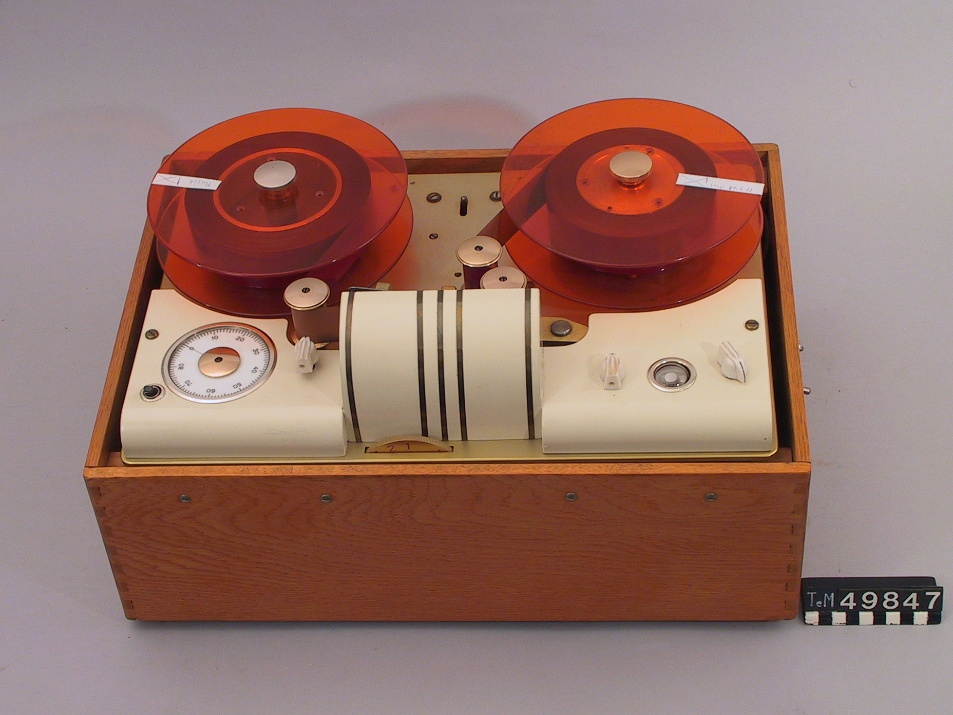 recording device tape recording