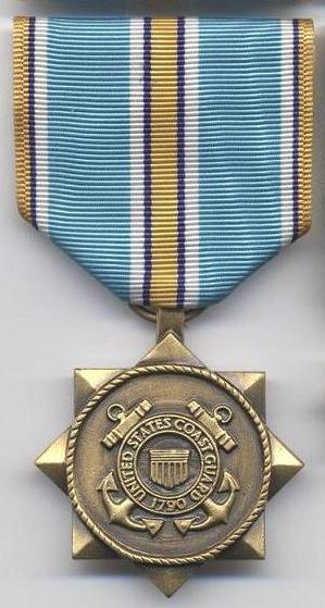 Coast Guard Public Service Awards