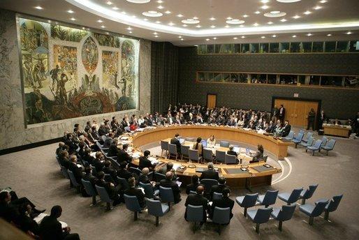 Le Nouvel Ordre Mondial ou N.O.M  - Page 3 UNSC_Summit_2005