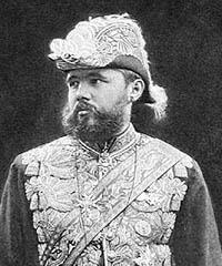 князь Эспер Эсперович Ухтомский