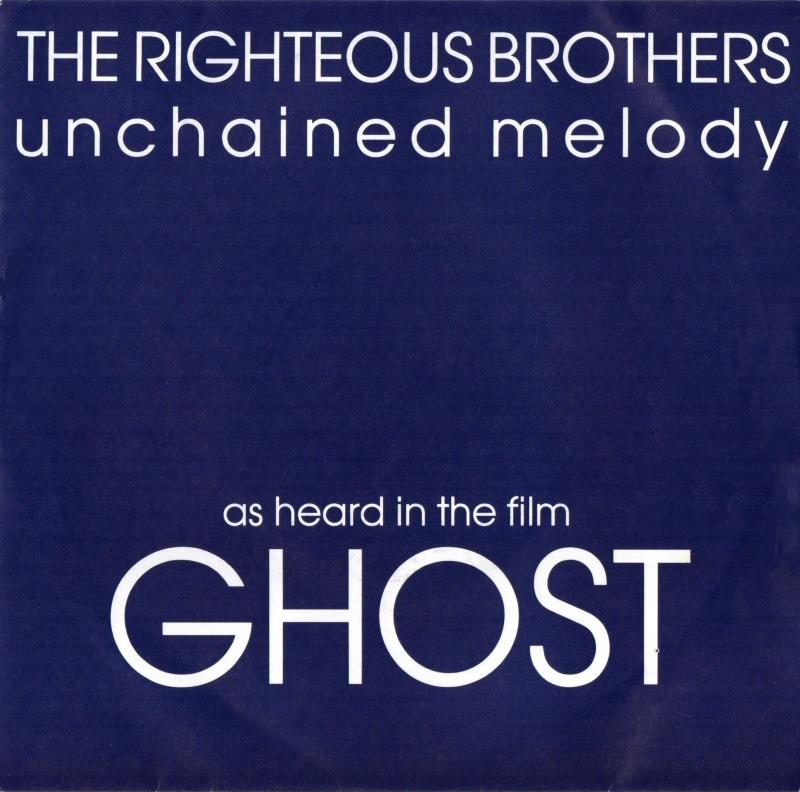 1990年UK單曲版Unchained Melody