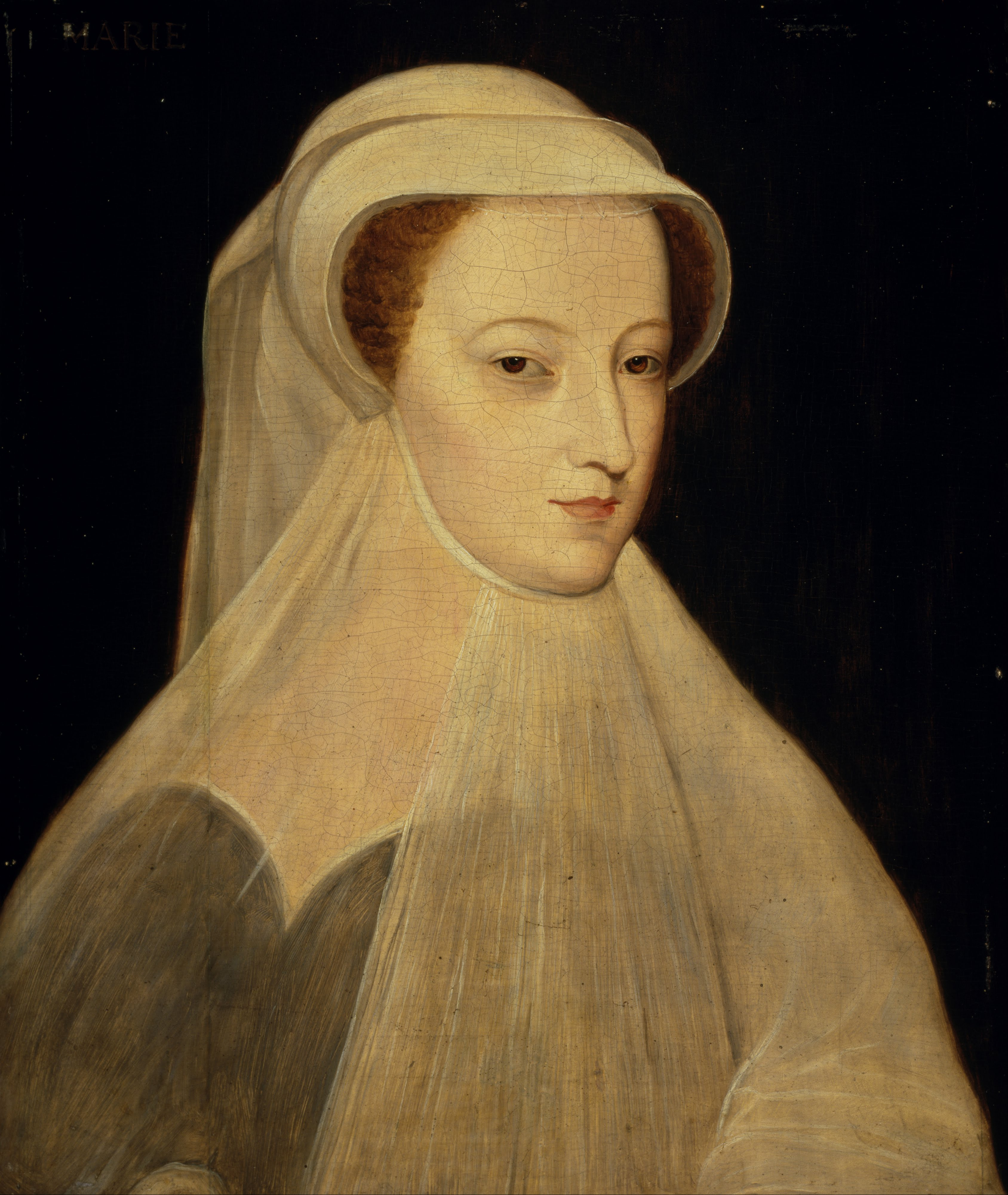 File:Unknown after Francois Clouet - Mary, Queen of Scots, 1542 - 1587
