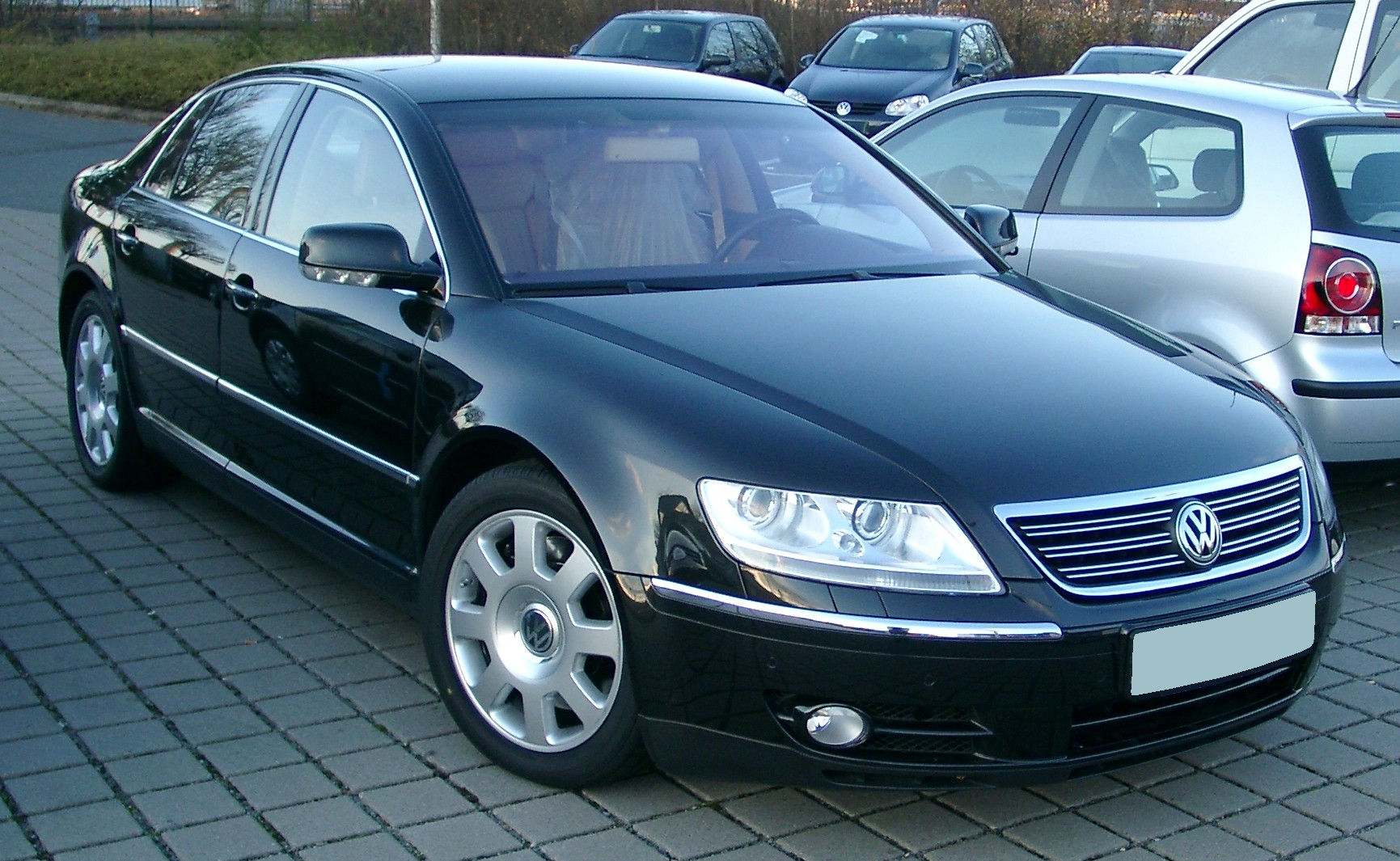volkswagen phaeton wikiwand. Black Bedroom Furniture Sets. Home Design Ideas