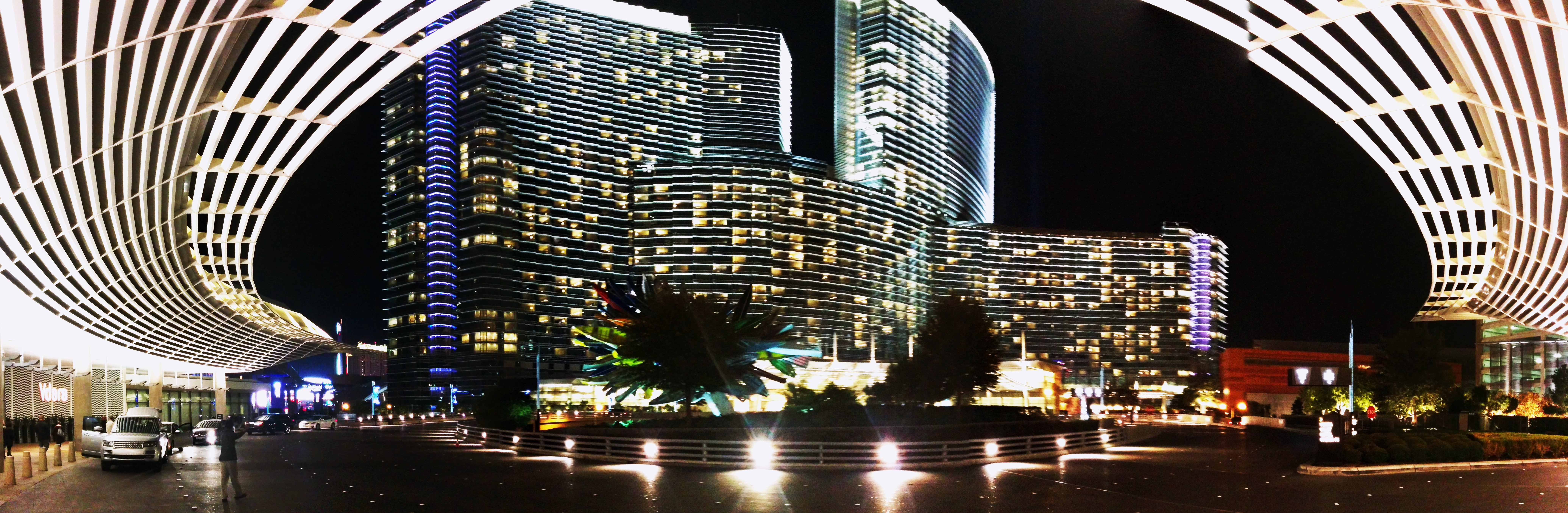 Vdara Hotel And Spa Las Vegas Strip